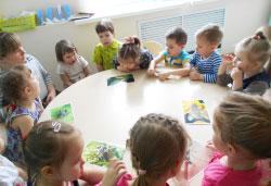 английский детский сад железнодорожный